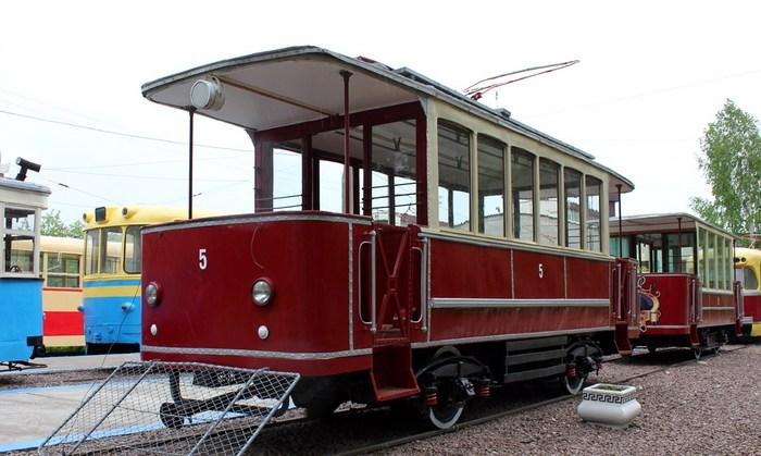 Нижегородский трамвай Эрликон
