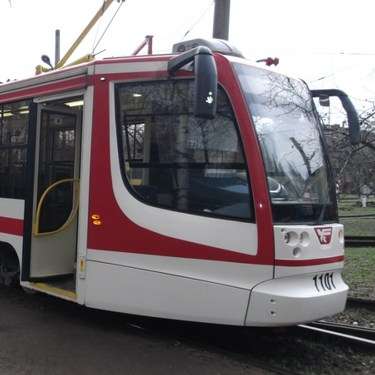 Нижегородский низкопольный трамвай