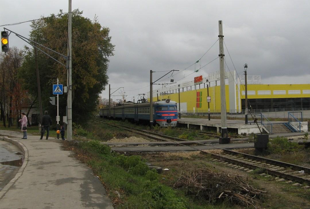 Станция Варя