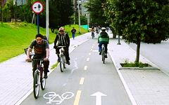 Велосипедные дорожки в Украине
